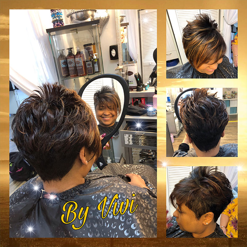 Vivi Salon & Spa LLC Keratin Treatment