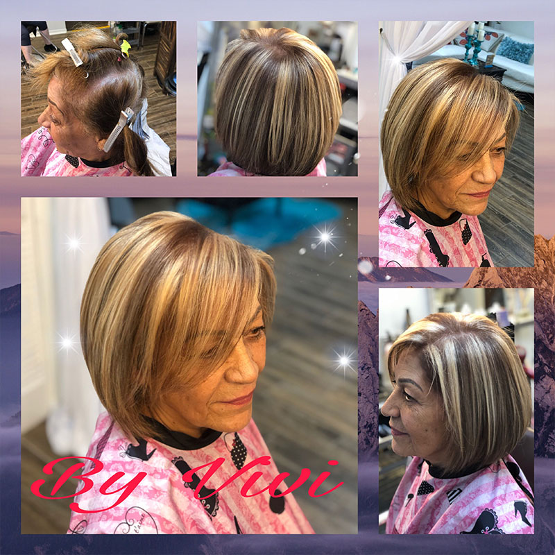 Vivi Salon & Spa LLC Haircuts